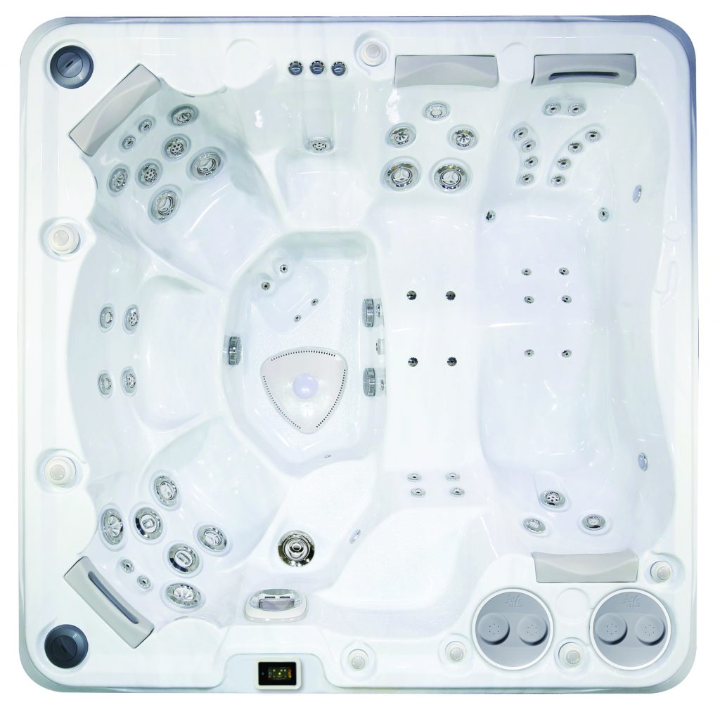 790 Platinum – 7 Person Hot Tub - Image2