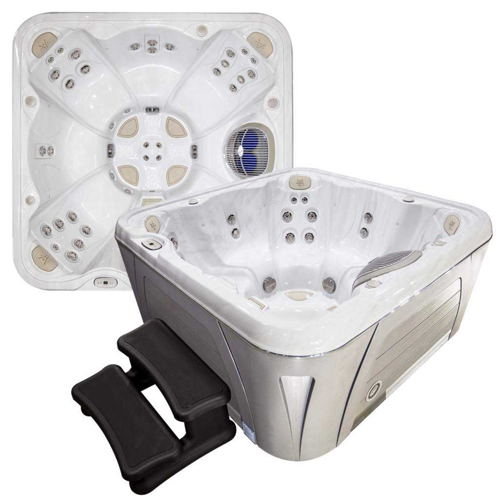 Serenity 6800 – Large 6-7 Person - Image2